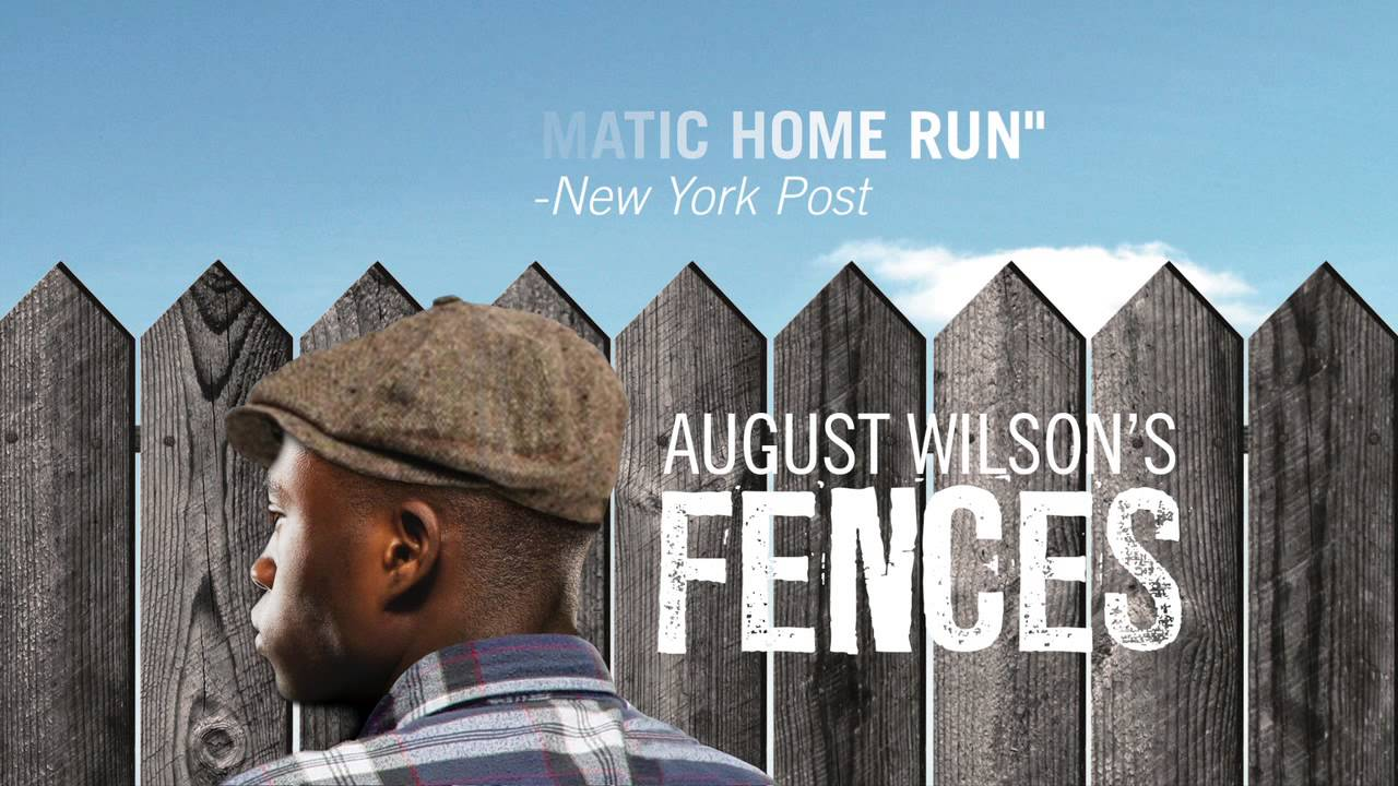 the race of life in fences by august wilson Fences is a portrayal of family life—of how its characters view their roles as individual family members, and how they each define their commitment or duty to the family it also explores how betrayal can break the familial bond.